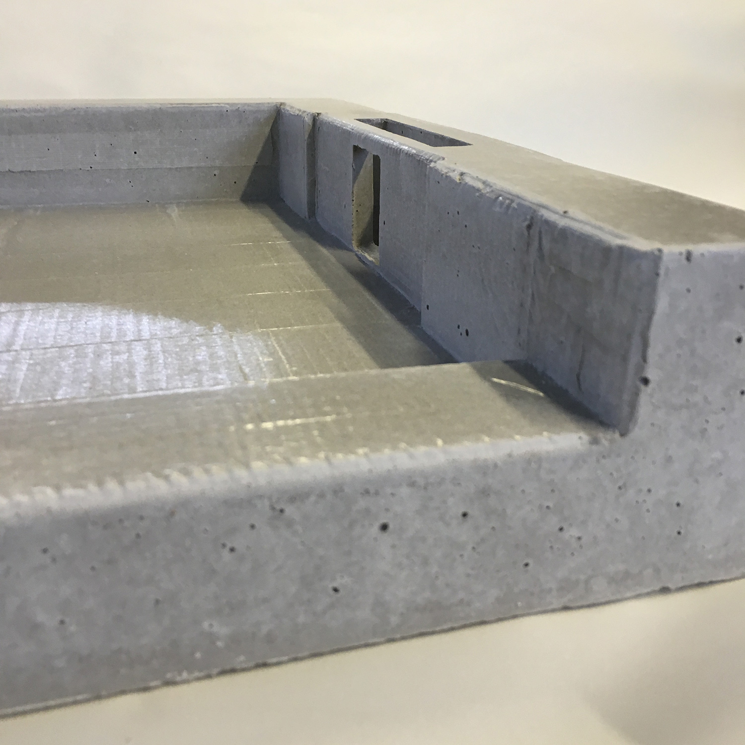 Conscious Forms - architect concrete models 2 0811