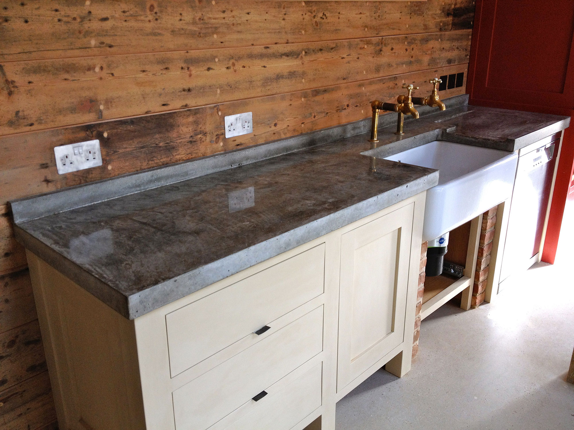 countertop home farmhouse countertops backsplast with form depot outstanding z sink concrete excellent white tiles counterform kitchen forms cabinet