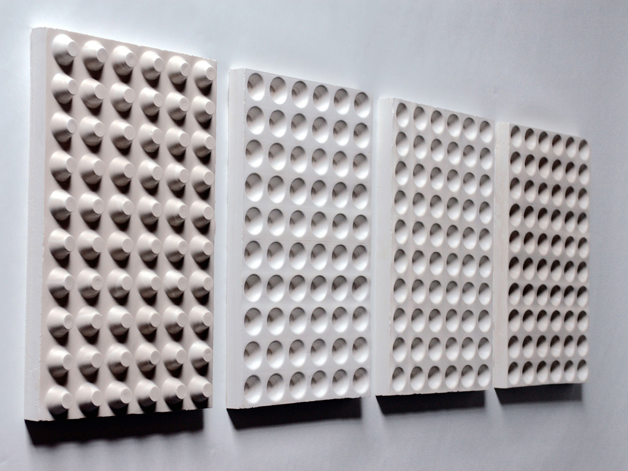 Bespoke concrete products precast concrete lights - Decorative precast concrete wall panels ...